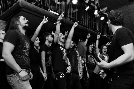 Foto a video: Intrepid Metallica Revival - Prievidza 2020 - Piano club 20