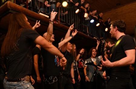Foto a video: Intrepid Metallica Revival - Prievidza 2020 - Piano club 21