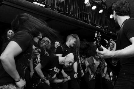 Foto a video: Intrepid Metallica Revival - Prievidza 2020 - Piano club 22