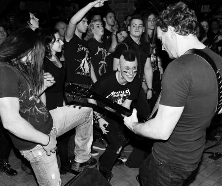 Foto a video: Intrepid Metallica Revival - Prievidza 2020 - Piano club 24