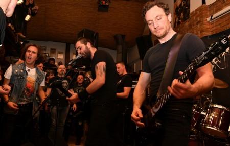 Foto a video: Intrepid Metallica Revival - Prievidza 2020 - Piano club 26