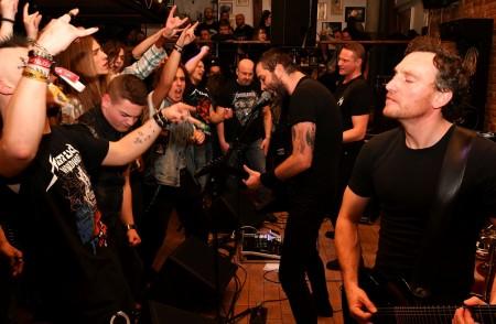 Foto a video: Intrepid Metallica Revival - Prievidza 2020 - Piano club 28