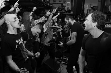Foto a video: Intrepid Metallica Revival - Prievidza 2020 - Piano club 29