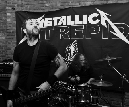 Foto a video: Intrepid Metallica Revival - Prievidza 2020 - Piano club 30
