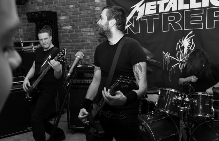 Foto a video: Intrepid Metallica Revival - Prievidza 2020 - Piano club 32