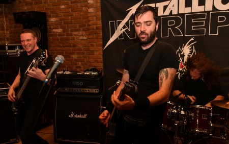 Foto a video: Intrepid Metallica Revival - Prievidza 2020 - Piano club 33