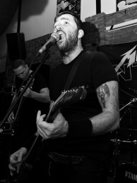 Foto a video: Intrepid Metallica Revival - Prievidza 2020 - Piano club 38