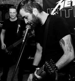 Foto a video: Intrepid Metallica Revival - Prievidza 2020 - Piano club 42