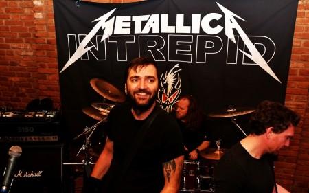 Foto a video: Intrepid Metallica Revival - Prievidza 2020 - Piano club 44