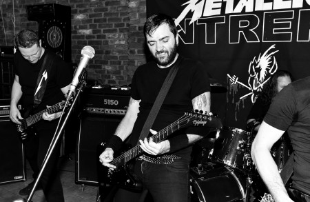 Foto a video: Intrepid Metallica Revival - Prievidza 2020 - Piano club 45