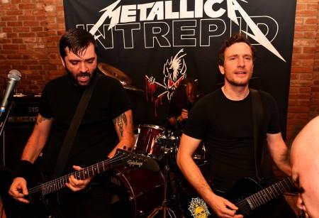 Foto a video: Intrepid Metallica Revival - Prievidza 2020 - Piano club 46