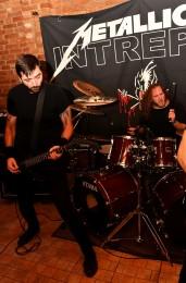 Foto a video: Intrepid Metallica Revival - Prievidza 2020 - Piano club 47