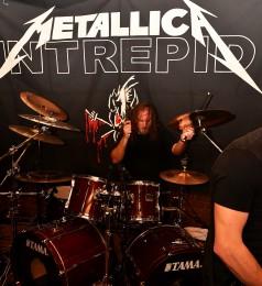 Foto a video: Intrepid Metallica Revival - Prievidza 2020 - Piano club 48