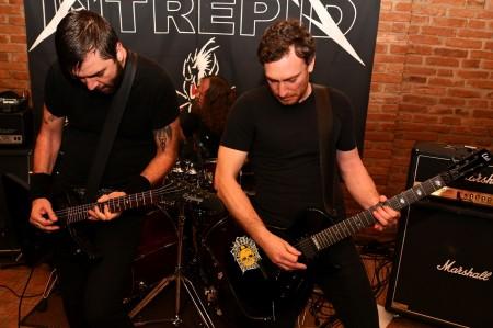 Foto a video: Intrepid Metallica Revival - Prievidza 2020 - Piano club 49