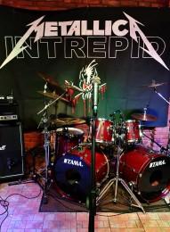 Foto a video: Intrepid Metallica Revival - Prievidza 2020 - Piano club 53