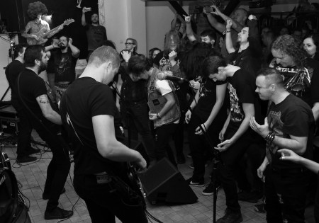 Foto a video: Intrepid Metallica Revival - Prievidza 2020 - Piano club 54