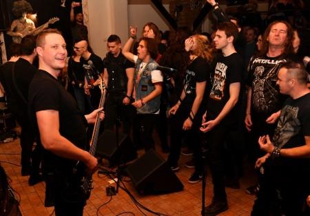 Foto a video: Intrepid Metallica Revival - Prievidza 2020 - Piano club 56