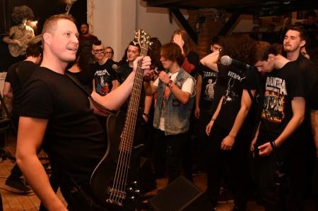 Foto a video: Intrepid Metallica Revival - Prievidza 2020 - Piano club 57