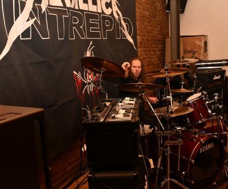 Foto a video: Intrepid Metallica Revival - Prievidza 2020 - Piano club 58