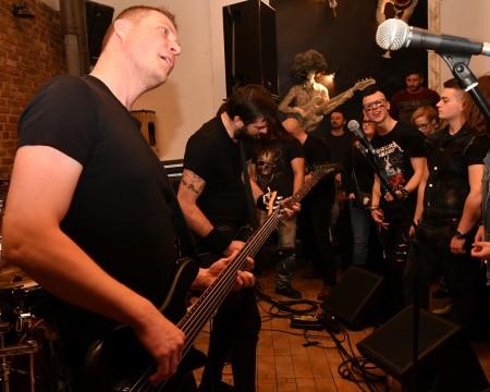 Foto a video: Intrepid Metallica Revival - Prievidza 2020 - Piano club 59