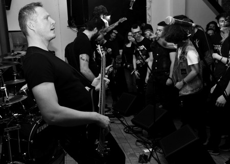 Foto a video: Intrepid Metallica Revival - Prievidza 2020 - Piano club 60