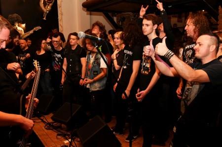 Foto a video: Intrepid Metallica Revival - Prievidza 2020 - Piano club 61