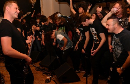 Foto a video: Intrepid Metallica Revival - Prievidza 2020 - Piano club 62