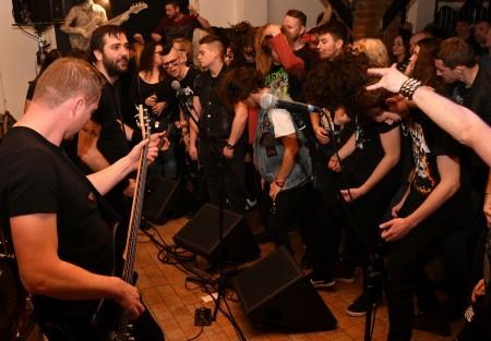 Foto a video: Intrepid Metallica Revival - Prievidza 2020 - Piano club 63