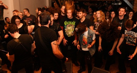 Foto a video: Intrepid Metallica Revival - Prievidza 2020 - Piano club 66
