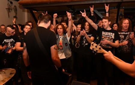 Foto a video: Intrepid Metallica Revival - Prievidza 2020 - Piano club 67