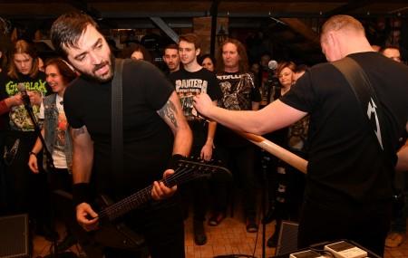 Foto a video: Intrepid Metallica Revival - Prievidza 2020 - Piano club 68