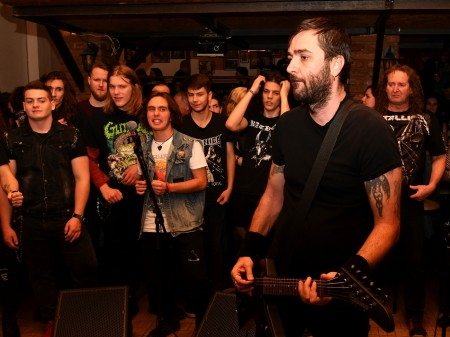 Foto a video: Intrepid Metallica Revival - Prievidza 2020 - Piano club 69