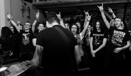 Foto a video: Intrepid Metallica Revival - Prievidza 2020 - Piano club 70
