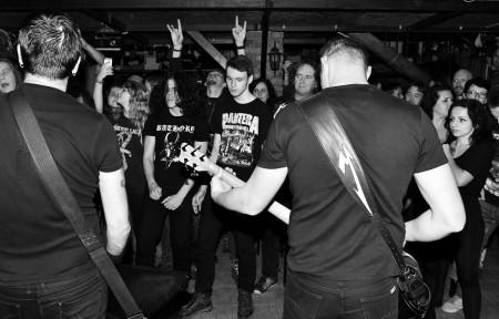 Foto a video: Intrepid Metallica Revival - Prievidza 2020 - Piano club 72