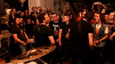 Foto a video: Intrepid Metallica Revival - Prievidza 2020 - Piano club 73