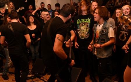 Foto a video: Intrepid Metallica Revival - Prievidza 2020 - Piano club 75