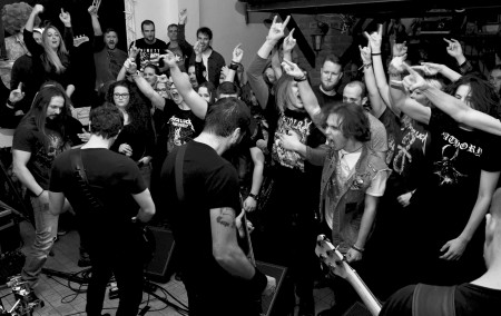 Foto a video: Intrepid Metallica Revival - Prievidza 2020 - Piano club 77