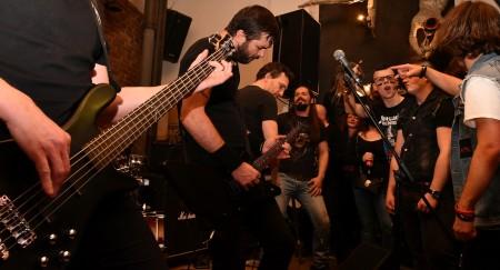 Foto a video: Intrepid Metallica Revival - Prievidza 2020 - Piano club 78