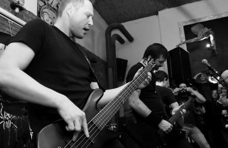 Foto a video: Intrepid Metallica Revival - Prievidza 2020 - Piano club 80