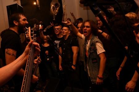 Foto a video: Intrepid Metallica Revival - Prievidza 2020 - Piano club 81