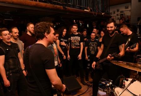 Foto a video: Intrepid Metallica Revival - Prievidza 2020 - Piano club 82