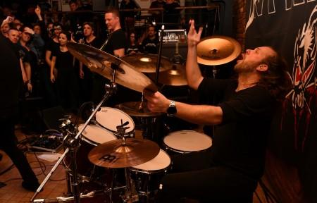 Foto a video: Intrepid Metallica Revival - Prievidza 2020 - Piano club 83