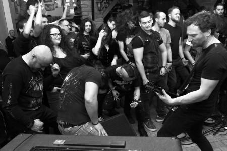 Foto a video: Intrepid Metallica Revival - Prievidza 2020 - Piano club 84