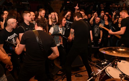 Foto a video: Intrepid Metallica Revival - Prievidza 2020 - Piano club 85