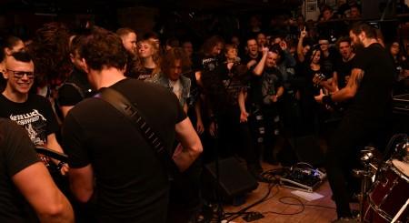 Foto a video: Intrepid Metallica Revival - Prievidza 2020 - Piano club 86