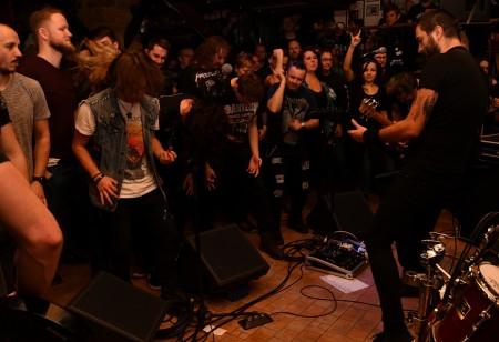 Foto a video: Intrepid Metallica Revival - Prievidza 2020 - Piano club 87