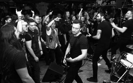Foto a video: Intrepid Metallica Revival - Prievidza 2020 - Piano club 88