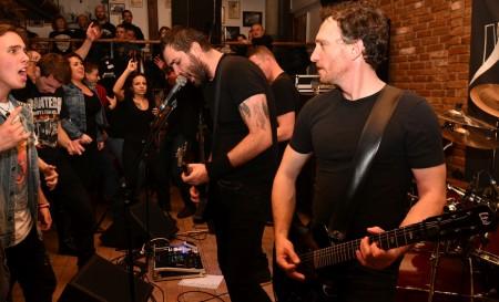 Foto a video: Intrepid Metallica Revival - Prievidza 2020 - Piano club 89