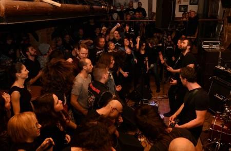 Foto a video: Intrepid Metallica Revival - Prievidza 2020 - Piano club 92