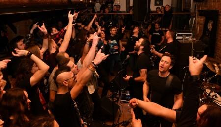 Foto a video: Intrepid Metallica Revival - Prievidza 2020 - Piano club 97
